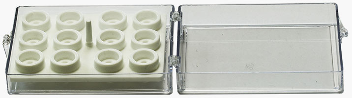 EM-Tec Hitachi M4 stub storage box and single storage tube