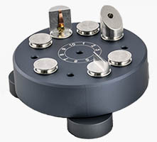ound EM-Tec PrepPod horizontal stand for 11 standard pin stubs