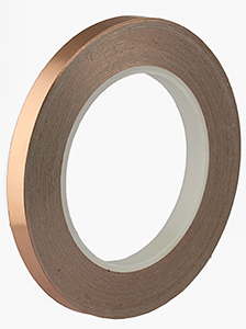 EM-Tec conductive copper SEM  tapes