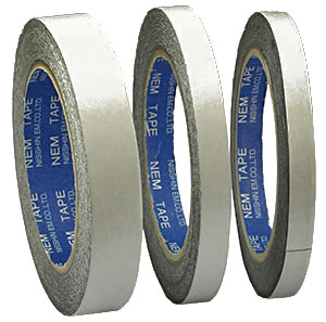 carbon tapes voor electronmicroscopy