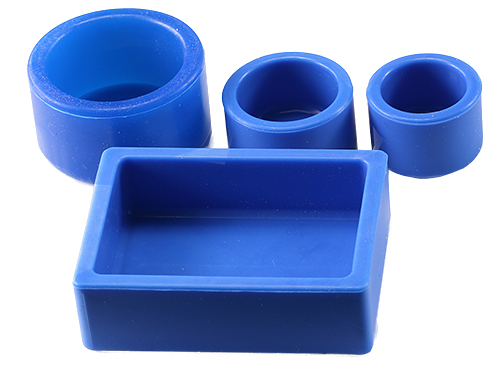 Micro-Tec Silicone Mold Cups for Metallographic Embedding