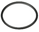 Replacement NBR O-ring for EM-Storr 110L large  vacuum sample container,  Ø115mm ID x 5mm CS