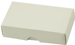 Micro-Tec B40 white cardboard box, 98x64x32mm