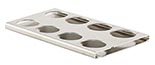 EM-Tec multi stub preparation stand for 8 JEOL or Hitachi  Ø25mm stubs