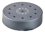 EM-Tec PrepPod horizontal stand for 11 standard pin stubs