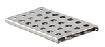 EM-Tec multi stub preparation stand for 28 JEOL 9.5mm stubs