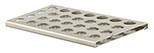 EM-Tec multi stub preparation stand for 28 JEOL 12.2mm stubs