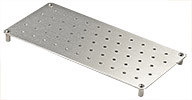 EM-Tec extra large multi-stub preparation stand for 57 pin stubs