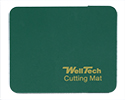Well-Tech small self-healing PVC cutting mat, 6.3 x 7.6 cm