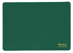 Well-Tech self-healing PVC cutting mat, 15 x 20 cm