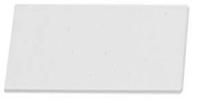 Micro-Tec quartz microscope slide 76.2 x 50.8 x 1mm, fused quartz