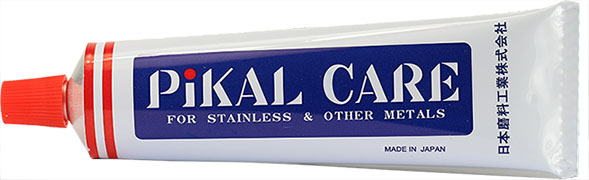 53-000260.jpg PIKAL Care metal polishing paste, 150g tube