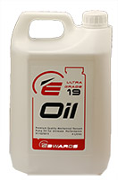 Edwards Ultragrade 19 vacuum pump oil for standard applications in single and dual stage rotary vacuum pumps