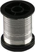 Silver evaporation wire, 0.2mm diameter, 99.99% purity