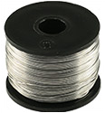 Aluminium evaporation wire, 0.5mm diameter, 99.9% purity