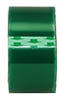 Green Mylar PET polyester lab tape 50mm x 33m