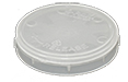 Micro-Tec Wafer Carrier Tray 1 inch or 25mm diameter, polypropylene
